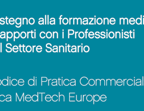 Codice di Pratica Commerciale Etica MedTech Europe