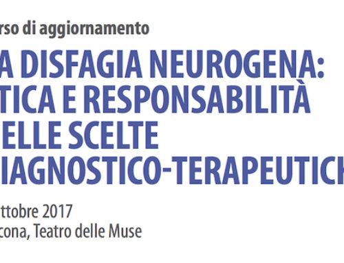 La disfagia neurogena: etica e responsabilità nelle scelte diagnostico-terapeutiche
