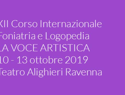 LA VOCE ARTISTICA 2019
